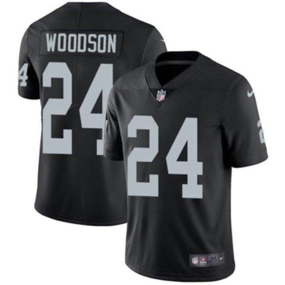 Oakland Raiders Charles Woodson Jersey
